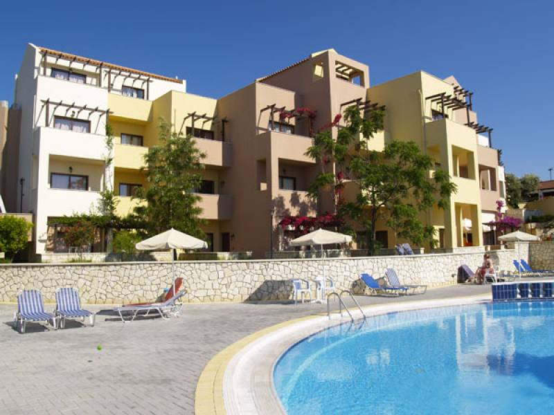 Hotel Althea Village - Daratso - Chania Kreta